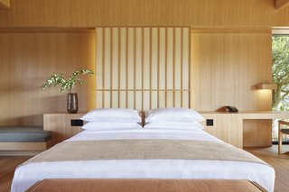 A Sleek Resort in a Japanese National Park Reinterprets Tradition - Photo 3 of 9 -