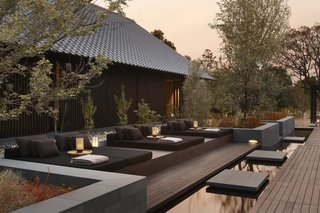 A Sleek Resort in a Japanese National Park Reinterprets Tradition - Photo 9 of 9 -