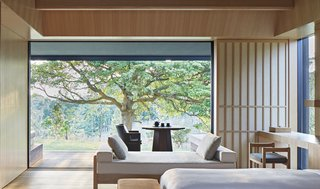 A Sleek Resort in a Japanese National Park Reinterprets Tradition - Photo 4 of 9 -