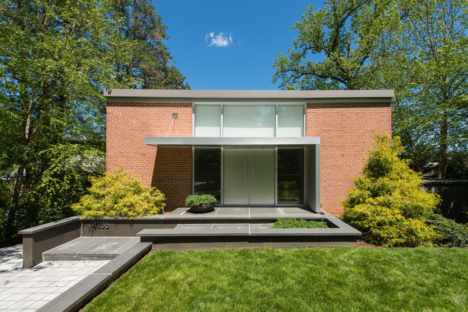 Snag This Rare International Style Home In Washington D C