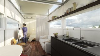 7 Inspiring Solutions For Disaster Relief Housing - Photo 4 of 26 -