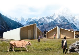 7 Inspiring Solutions For Disaster Relief Housing - Photo 16 of 26 -
