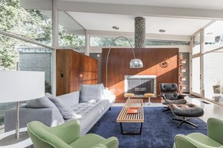 A Midcentury Gem by a Famed Indiana Architect Offered at $450K - Photo 5 of 10 -