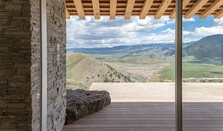 This Modern Stone Cabin Looks Like It Belongs in Middle-Earth - Photo 7 of 10 -