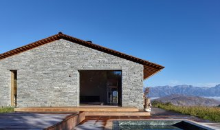 This Modern Stone Cabin Looks Like It Belongs in Middle-Earth - Photo 8 of 10 -