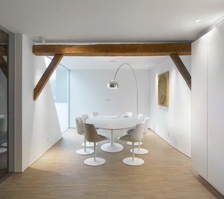 This Chapel-Turned-Office in Belgium Is Unbelievably Cool - Photo 7 of 8 -