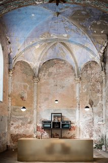 This Chapel-Turned-Office in Belgium Is Unbelievably Cool - Photo 2 of 8 -