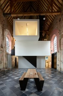 This Chapel-Turned-Office in Belgium Is Unbelievably Cool - Photo 3 of 8 -