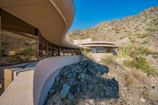 The Last House Designed by Frank Lloyd Wright Hits the Market at $3.25M - Photo 1 of 14 -