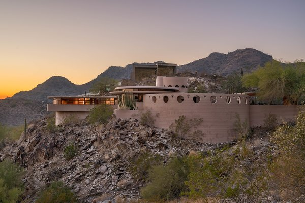 The Last House Designed by Frank Lloyd Wright Hits the Market at $3.25M
