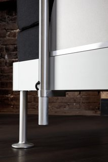 Tom Dixon's New Furniture Collaboration With IKEA Warmly Welcomes Hacks - Photo 3 of 6 - Above is a peek of how the lamp can quickly become attached.