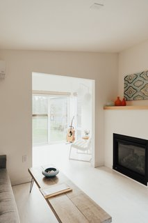 Serenity Awaits at These Prefab Cabin Rentals on Vashon Island - Photo 1 of 6 - The interiors of the units have bright, airy, Scandinavian-inspired vibes.