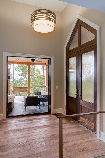 Photo  of Mountain Craftsman Meets Modern modern home