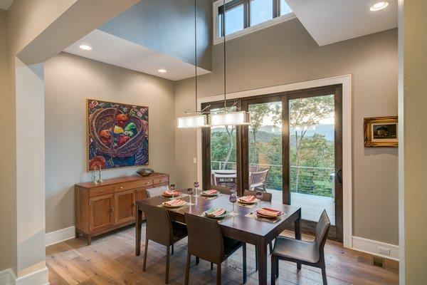 Photo 3 of Mountain Craftsman Meets Modern modern home