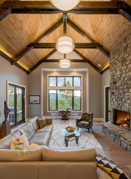 Photo 2 of Mountain Craftsman Meets Modern modern home