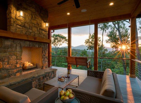 Photo 4 of Mountain Craftsman Meets Modern modern home