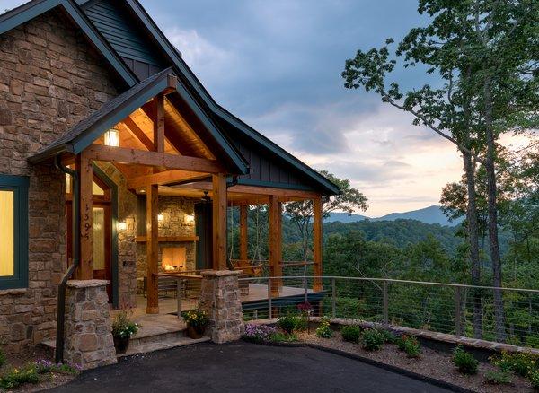 Photo 5 of Mountain Craftsman Meets Modern modern home