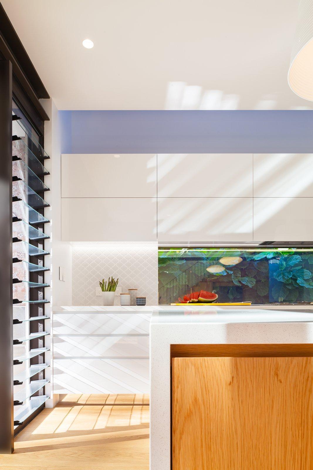 Kitchen Detail  Castlecrag House by Gerard Page