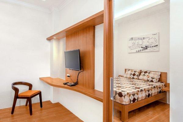 Photo  of Prawirotaman Street modern home
