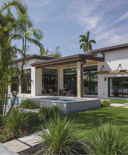 Photo 2 of Sunrise Key Residence modern home