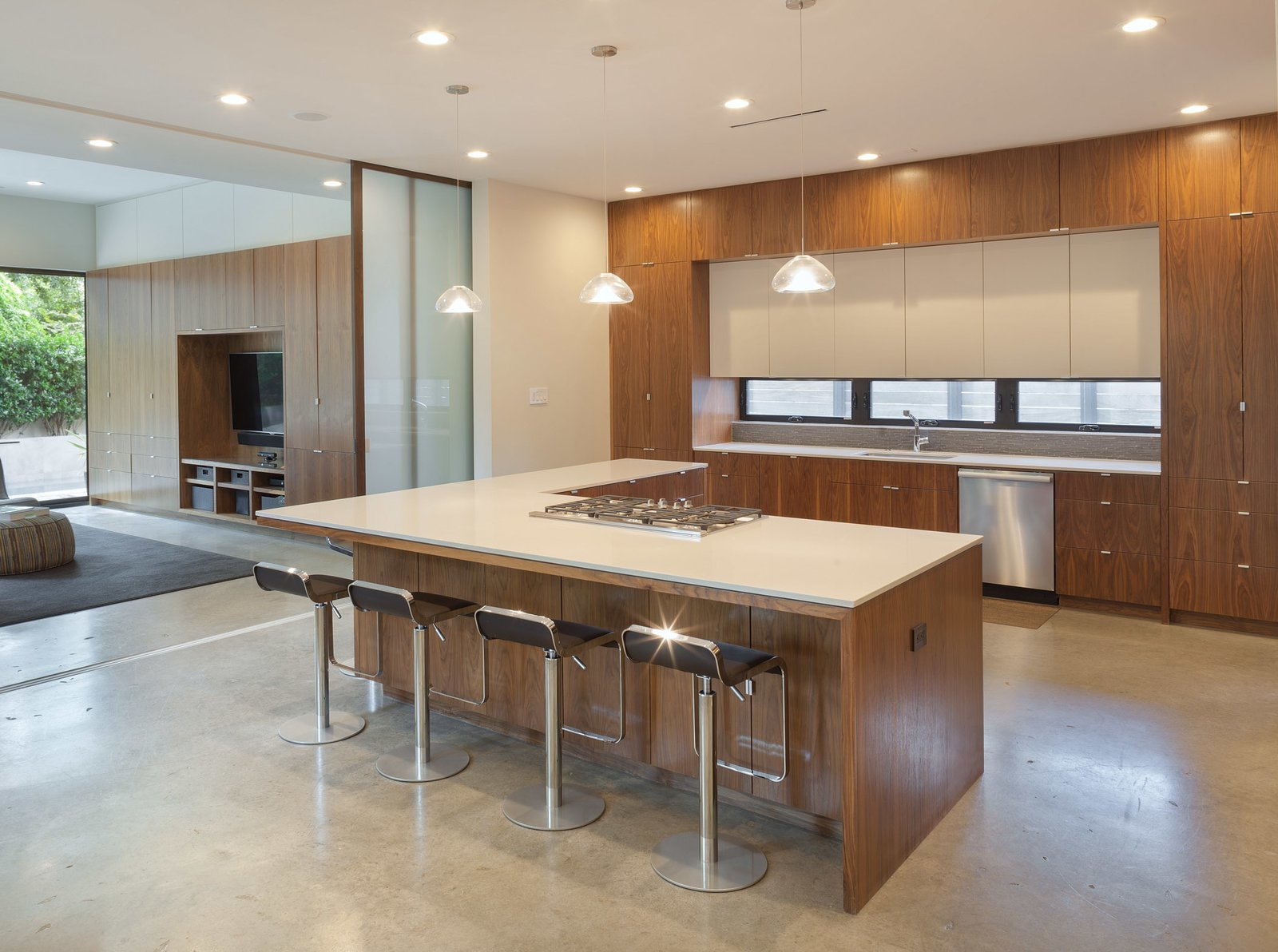 Tagged: Kitchen and Dishwasher.  Tangley by studioMET architects
