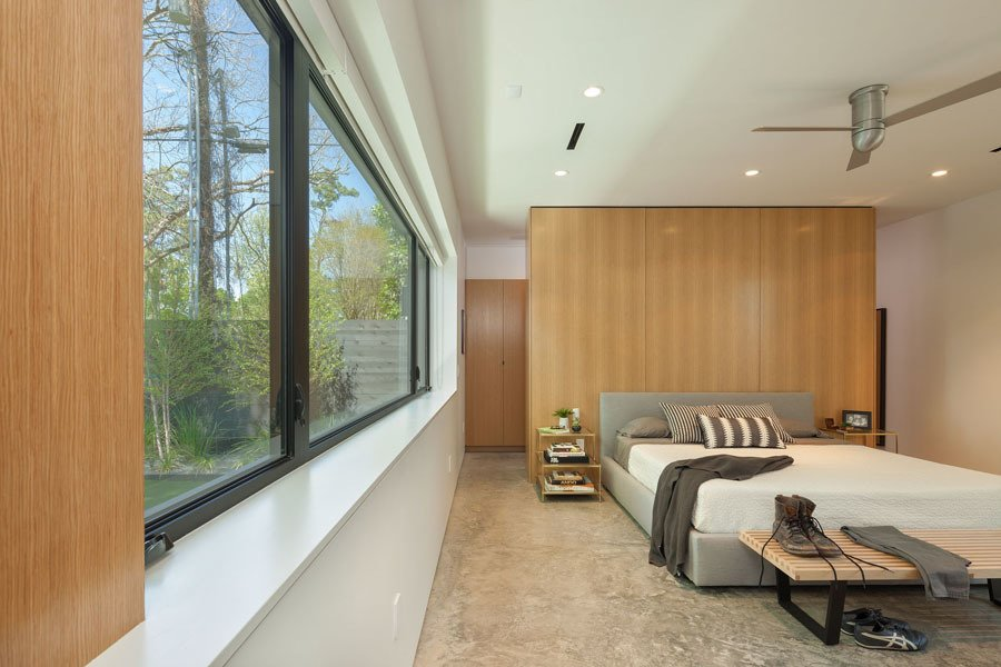Master Bedroom Tagged: Bedroom.  Pavilion Haus by studioMET architects