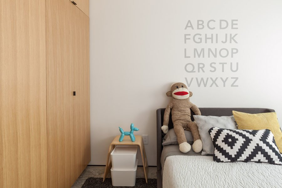 Bedroom Tagged: Bedroom.  Pavilion Haus by studioMET architects