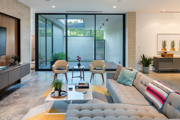 Living Room Photo 4 of Pavilion Haus modern home