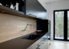 Galley Kitchen Photo 5 of The Raven Home modern home