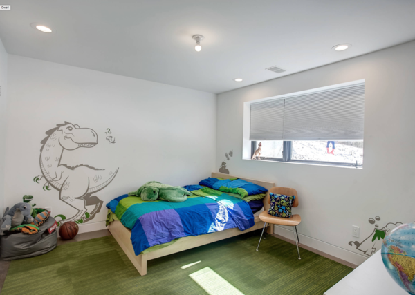 Kids Bedroom Photo 18 of The Raven Home modern home