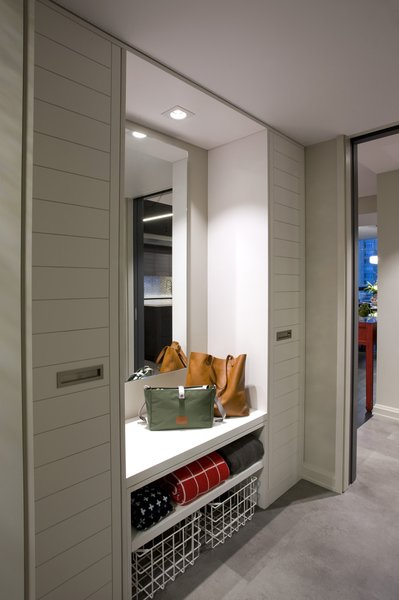 mudroom, laundry Photo 3 of Streeterville Residence modern home