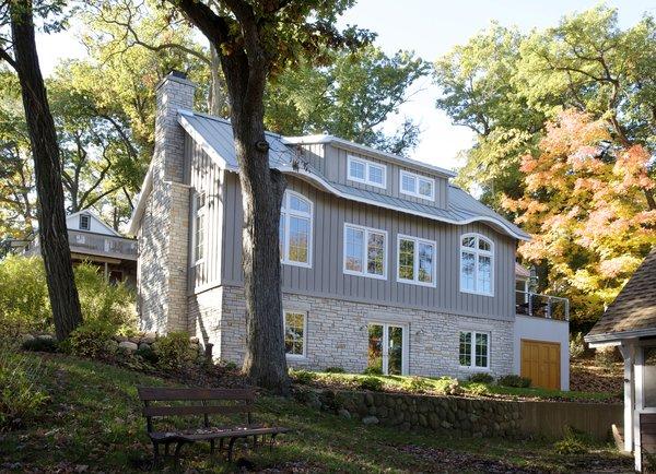 Photo 6 of Lake Geneva Cottage modern home
