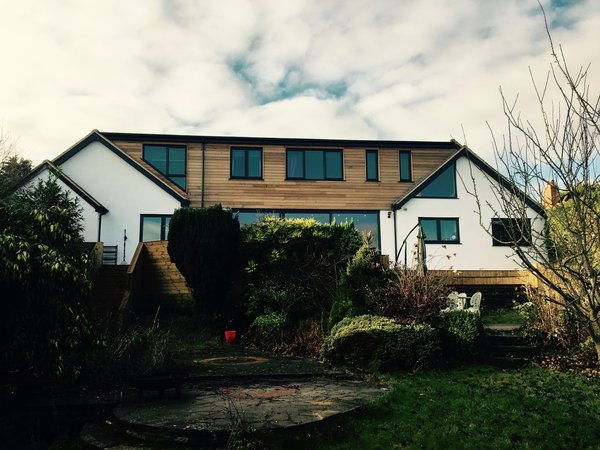 Rear Photo 14 of FOlly Hill modern home