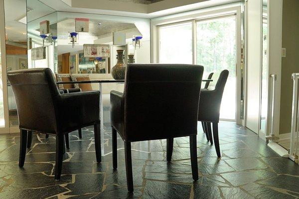 Dining Room Photo 8 of Bailey/Friedlander House-Robert Greene Designed modern home