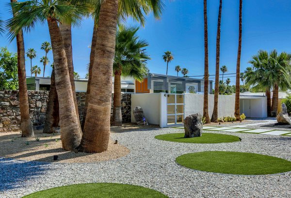 Photo 6 of Historic Mid-century home,  located in Twin Palms Estates modern home