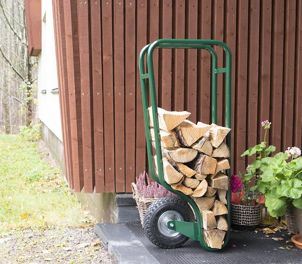 Modern home with outdoor. fleimio woodhopper at entrance Photo 2 of Home Tuusula