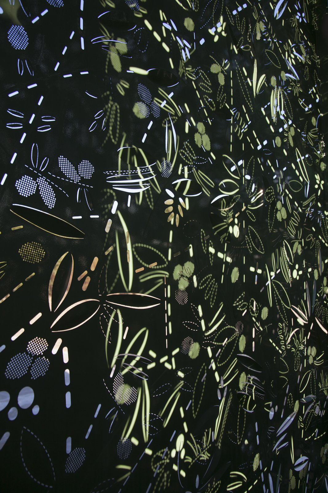 Play of shadows  The Olive Tree House by Eva Sopeoglou