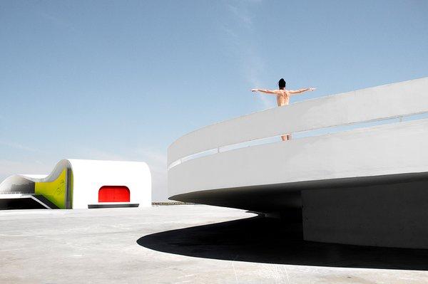 Photo 2 of Human in Geometry modern home