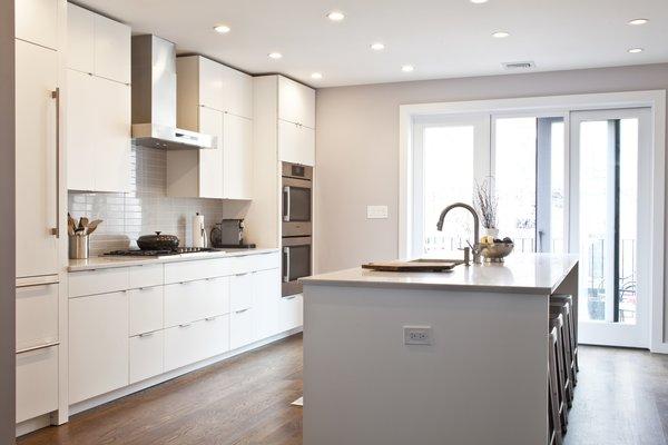 Photo  of Custom Kitchens modern home