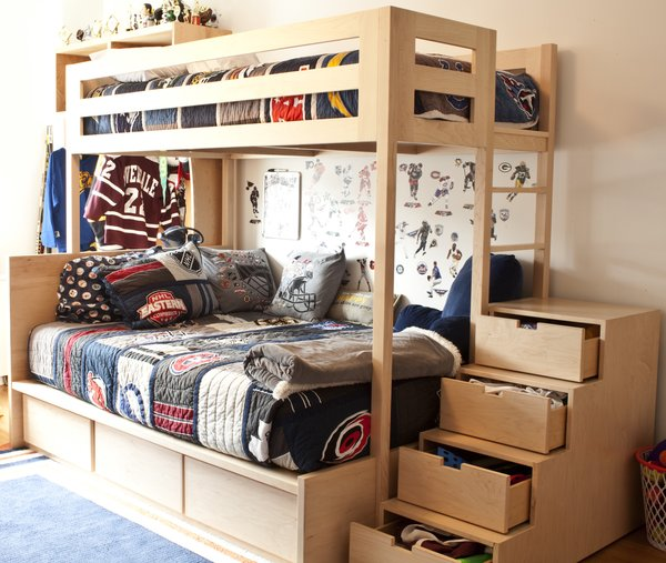 Photo 9 of Kids Rooms modern home