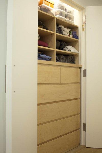 Photo 19 of Custom Bedroom Storage modern home