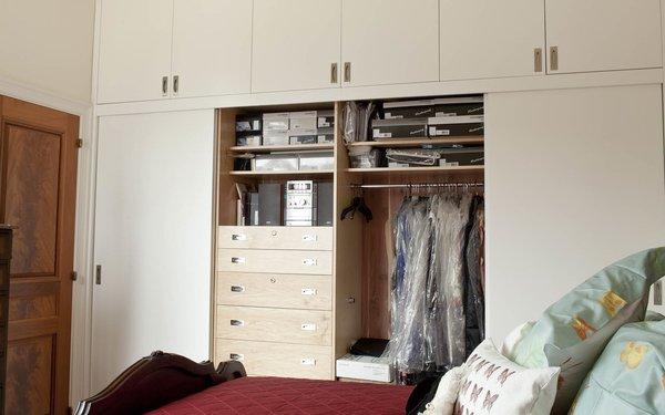 Photo 17 of Custom Bedroom Storage modern home