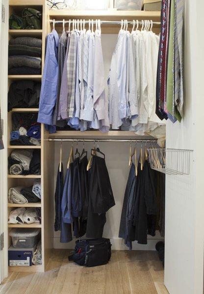Photo 20 of Custom Bedroom Storage modern home