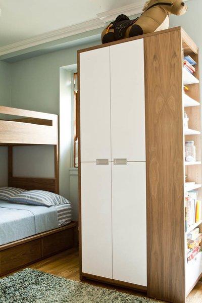 Photo 11 of Custom Bedroom Storage modern home