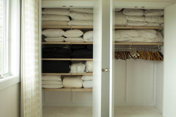 Photo 15 of Custom Bedroom Storage modern home