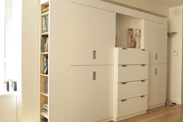 Photo 18 of Custom Bedroom Storage modern home