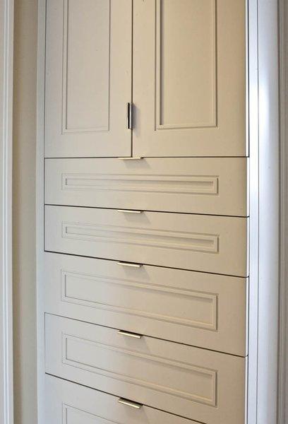 Photo 10 of Custom Bedroom Storage modern home