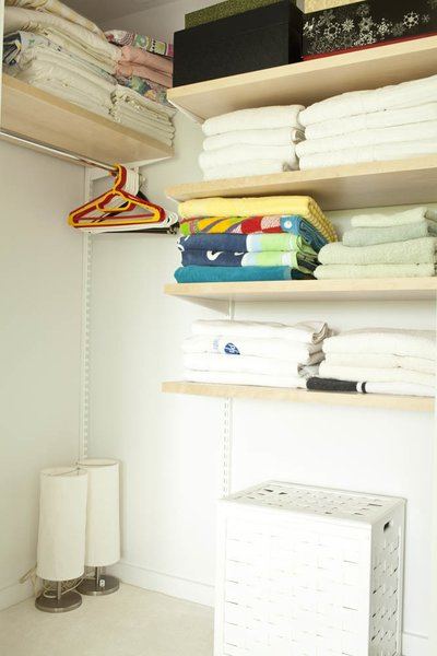 Photo 14 of Custom Bedroom Storage modern home
