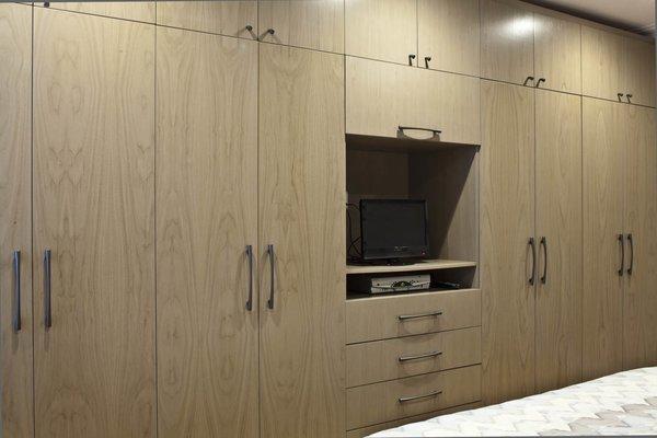 Photo 6 of Custom Bedroom Storage modern home