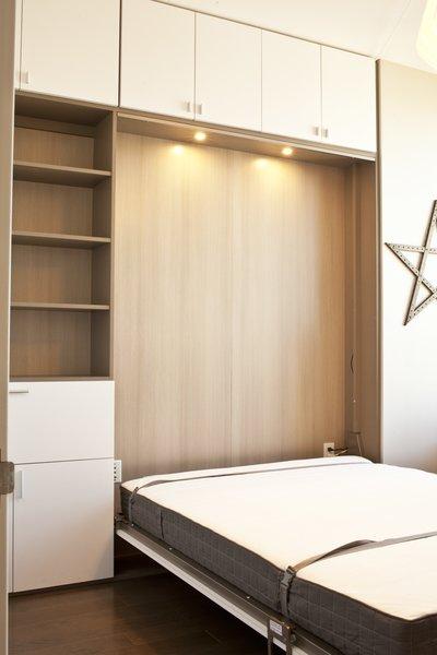 Photo 5 of Custom Bedroom Storage modern home